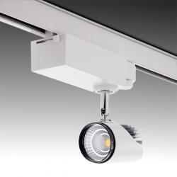 Foco Carril LED Trifásico 10W 900Lm 30.000H Lyla - Imagen 1