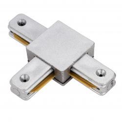 Conector T Carril Monofásico Aluminio - Imagen 1