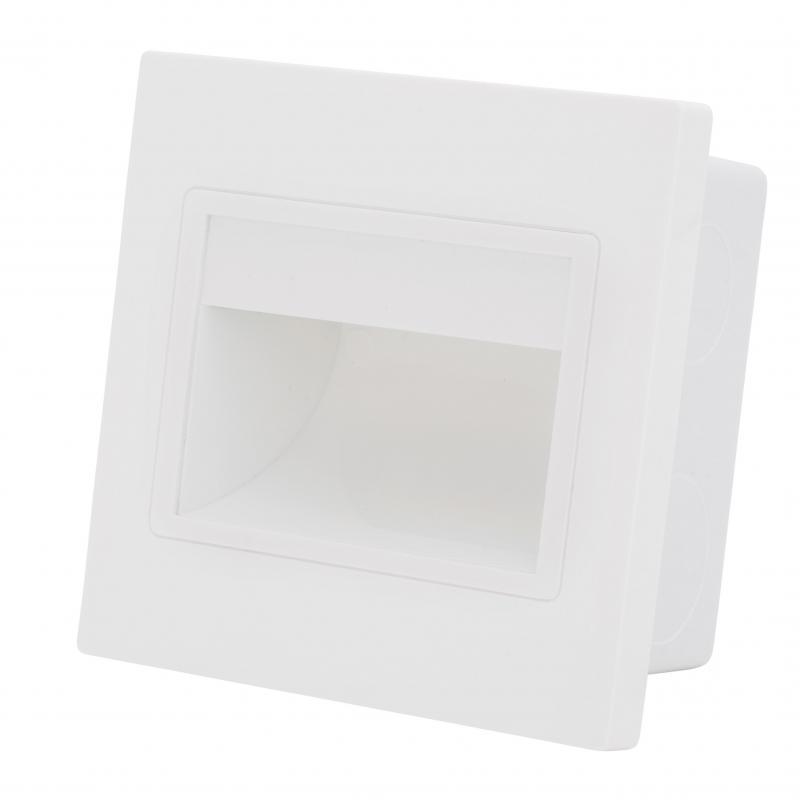 Luz LED Empotrar IP 40 1,5W 165Lm 30.000H Melody - Imagen 1