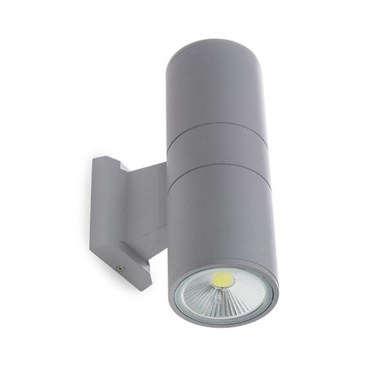 Aplique LED IP65 2X15W 2400Lm 30.000H Violet - Imagen 1