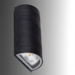 Aplique LED IP54 2X3W 600Lm 30.000H Lily