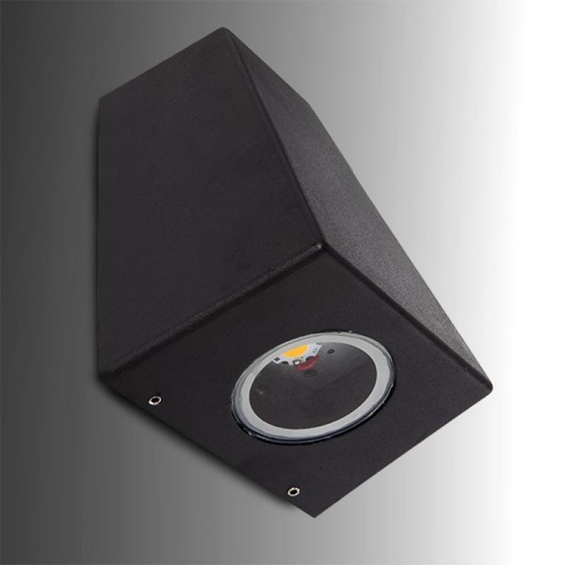 Aplique LED IP54 2X3W 600Lm 30.000H Addison - Imagen 1