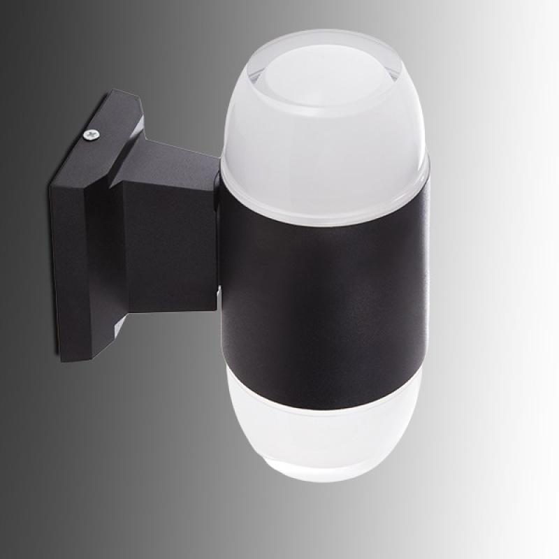 Aplique LED Acrílico 2X7W 1260Lm 30.000H Aubrey - Imagen 1