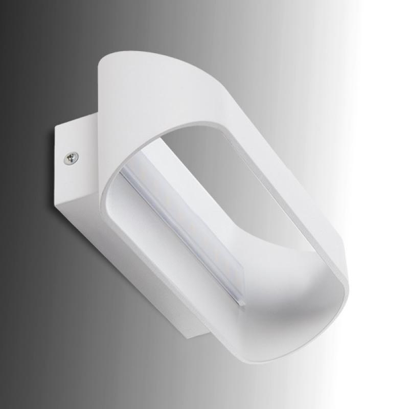 Aplique LED IP65 10W 900Lm 30.000H Zoe - Imagen 1