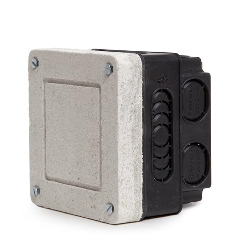 Caja Universal Montaje Empotrado 87 X 87 X 75 Mm - Imagen 1