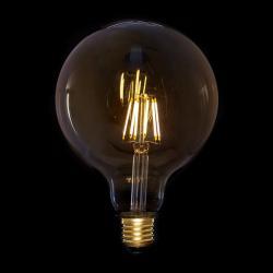 Bombilla Vintage LED G125 Egloo 6W E27
