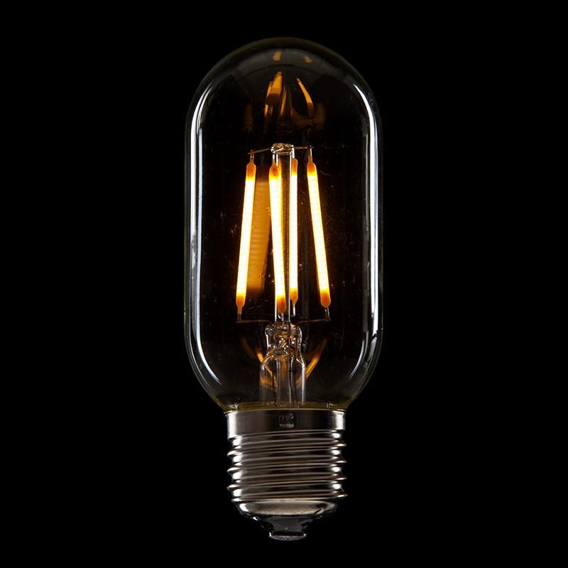 Bombilla Led Filamento Vintage T45 E27 4W 400Lm - Imagen 1