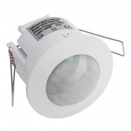 Sensor Movimiento Empotrar 360º ►1200/300W