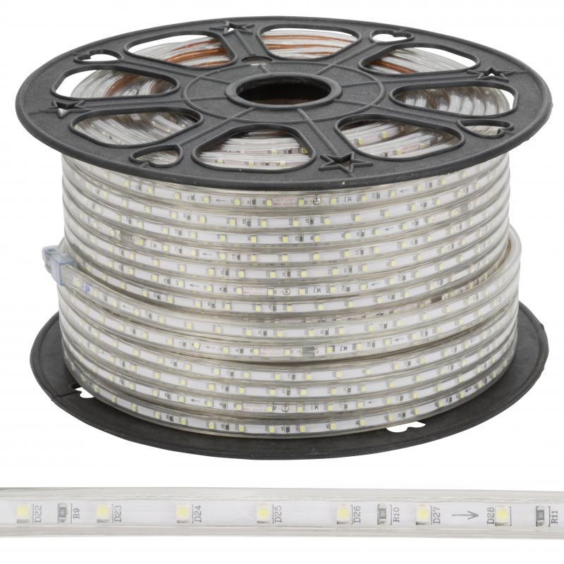 Tira LED 60 /M 220VAC 100M SMD3528 IP65 - Imagen 1