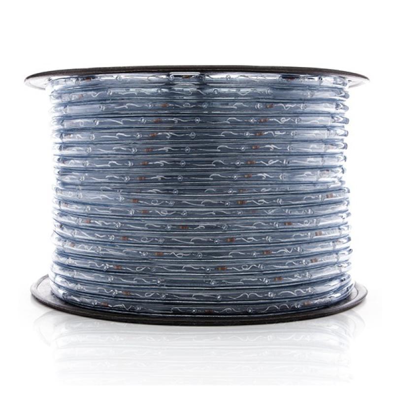 Cordón 24 LEDs F3/M 220VAC IP65 Blanco Cálido - Unidad Corte 1M - Imagen 1