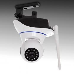 Cámara Wifi 720P Detección Proximidad. Audio Bidireccional. Plug & View KZ-I7207 - Imagen 1