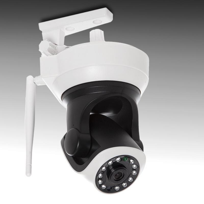Cámara Wifi 720P Detección Proximidad. Audio Bidireccional. Plug & View KZ-I7214 - Imagen 1