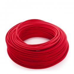 Cable Rojo 2X0,75 (Por Metros)