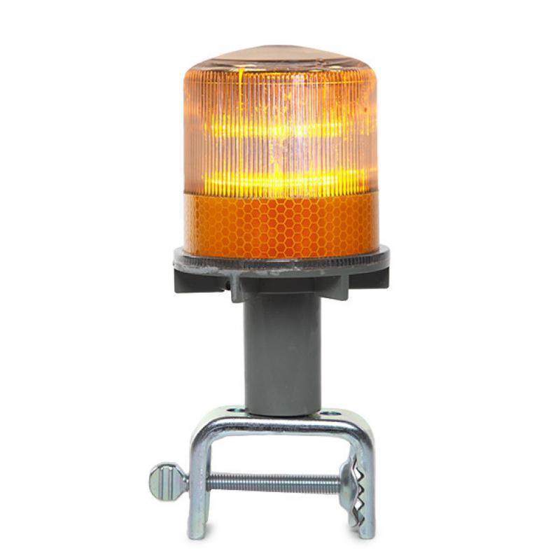 Baliza Solar LED Señalización - Amarillo LK-BSL-1-Y - Imagen 1