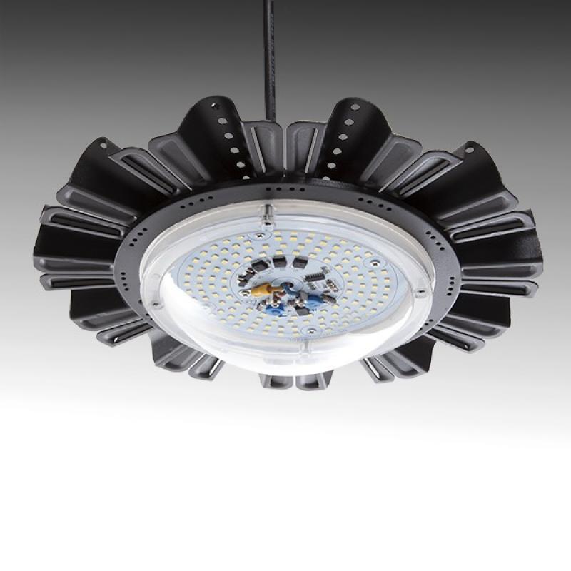Campana LED Ultrafina Regulable IP65 120º 50W 5929Lm 50.000H - Imagen 1