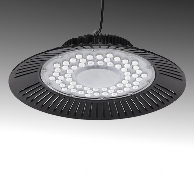 Campana LED UFO IP65 90º 200W 20000Lm 50.000H - Imagen 1