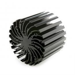Disipador Térmico Mechatronix Negro DCE-134100-B - Imagen 2