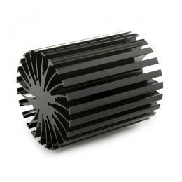 Disipador Térmico Mechatronix Negro DCE-7080-B - Imagen 2