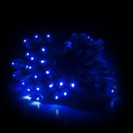 Pixel LED 12Mm 0,1W 5V Epistar (Cadena 50 Unidades) Azul - Imagen 2