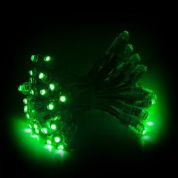 Pixel LED 9Mm 0,1W 5V Epistar (Cadena 50 Unidades) Verde - Imagen 2