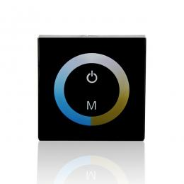 Controlador Empotrable Táctil Tira LED Duo (Blanco Frío-Cálido) 12-24VDC ► 144/288W - Imagen 2