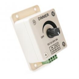 Dimmer Tira LED 12-24VDC ► 96/192W - Imagen 2