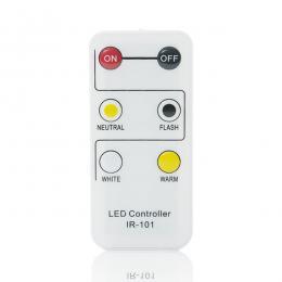 Enchufe Controlador Tira LED 230VAC Frío/Cálido - Imagen 2