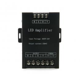Amplificador Señal Tira LED RGB 12-24VDC ► 360/720W - Imagen 2