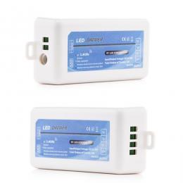Dimmer 3 Zonas 2,4G Tira Mando a Distancia 12-24VDC ► 144/288W - Imagen 2