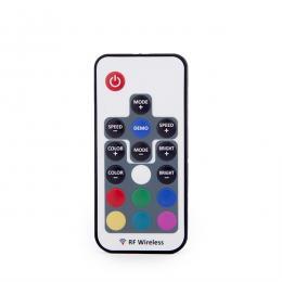 Controlador Mini Rf Tira RGB Mando a Distancia 5-24VDC ► 144W - Imagen 2