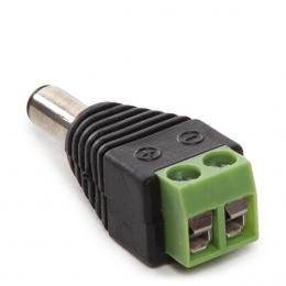 Conector Dc IP65 Macho - Imagen 2