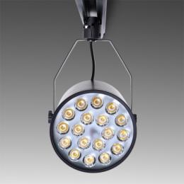 Foco Carril LED 18W 1800Lm 30.000H Adalynn - Imagen 2