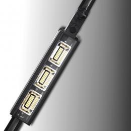 Foco Carril LED Trifásico Lineal 30W 3900Lm Epistar/Philips 50.000H - Imagen 2