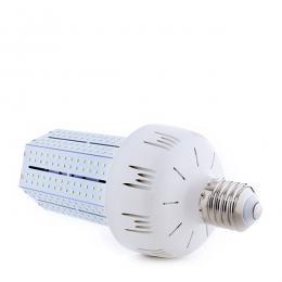Lotes 2 Bombilla LED Alumbrado Público Brigelux 360º E40 80W 8800Lm 30.000H - Imagen 2