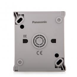 Interruptor Panasonic Pacific 10A 250V IP54 Gris - Imagen 2