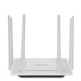 Router Wifi 4*5Dbi 4*10/100Lan 300Mbps DJGX305 - Imagen 2
