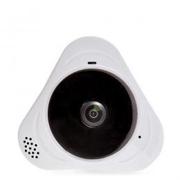 Cámara Wifi 1,3Mp 360º Ojo de Pez. Detección Proximidad. Audio Bidireccional. Plug & View - Imagen 2