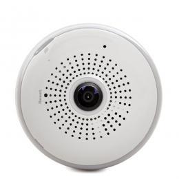 Cámara Wifi 1,3Mp 360º Ojo de Pez. Bombilla LED E27. Detector Sonido/Movimiento. Audio Bidireccional. Visión Nocturna - Imagen 2