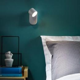 Aplique LED Philips Star Blanco 1x4.5W Regulable 500Lm - Imagen 2